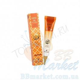Антивозрастной крем для век с экстрактом лошадиного масла 3W Clinic Horse Oil Eye Cream 40ml