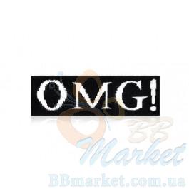 Повязка для волос Double Dare OMG! Man In Black Hairband