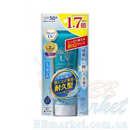 Увлажняющая солнцезащитная эссенция Kao Biore UV Aqua Rich Watery Essence SPF50+ PA++++ 85g