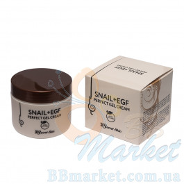 Крем-гель для лица с муцином улитки Secret Skin Snail + EGF Perfect Gel Cream 50g