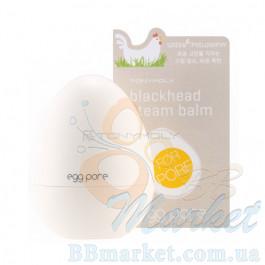 Бальзам очищающий с тепловым эффектом TONYMOLY Egg Pore Blackhead Steam Balm 30g (TONYMOLY Egg Pore Blackhead Out Oil Gel)