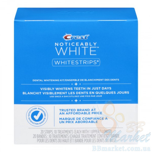 полоски для отбеливания зубов 3d white цена