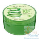 Гель для тела и волос Nature Republic Aloe Vera 92% Soothing Gel 300ml