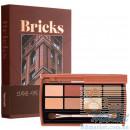 Палетка теней HEIMISH Dualism Eye Palette Brick Brown 7.5g