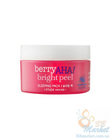 Ночная маска-пилинг Etude House Berry AHA Bright Peel Sleeping Pack 100 ml