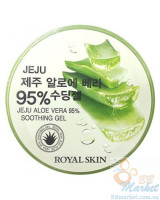 Гель с алоэ ROYAL SKIN JEJU ALOE VERA 95% SOOTHING GEL 300ml