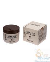 Крем-гель для лица с муцином улитки Secret Skin Snail + EGF Perfect Gel Cream 50g