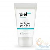 Piel PURIFYING GEL CEANSER 4in1 Гель для умывания для проблемной кожи. Глубокое очищение