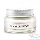 Увлажняющий крем для лица на основе конского жира GRAYMELIN Original Natural Mayu Healing Cream 50g