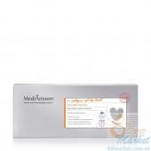 Пластыри для зоны подбородка ABOUT ME MediAnswer Collagen Lift-Up Band 3.8 g - 4шт.
