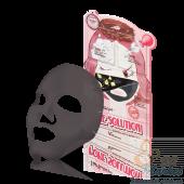 Elizavecca Трехступенчатая Маска Для Сужения Пор Pore Solution Super Elastic Mask (1Шт)
