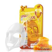 Elizavecca Лифтинг-Маска Медовая Honey Deep Power Ringer Mask Pack