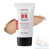 BB крем EYENLIP Pure Cotton Perfect Cover BB Cream 23 тон