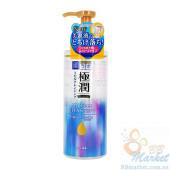 Мицеллярная вода для умывания с гиалуроновой кислотой Hada Labo Gokujyun Premium Hyaluronic Acid Micelle Cleansing 330ml