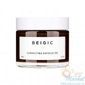 Кофейный скраб для лица BEIGIC Correcting Exfoliator 70ml