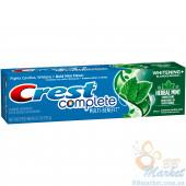 Отбеливающая зубная паста Crest Complete Multi-Benefit Whitening Herbal Mint Expressions 170 g