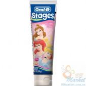Детская зубная паста Crest Kid's Pro-Health Stages Disney Princess 119g (5 -7 лет)
