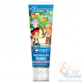 Детская зубная паста Crest Kid's Pro-Health Stages Berry Jake and the Never Land Pirates 120g