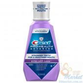 Очищающий ополаскиватель для полости рта Crest Mouthwash Pro-Health Advanced Extra Deep Clean Clean Mint 1L