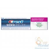 Отбеливающая паста для чувствительных зубов Crest Sensi-Relief Whitening Scope Minty Fresh 116 g