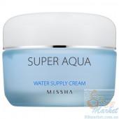 Крем для лица MISSHA Super Aqua Water Supply Cream 50 ml