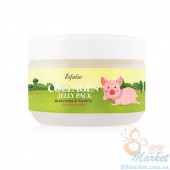 Коллагеновая ночная маска для лица Esfolio Collagen Jelly Pack 100g