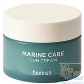 Увлажняющий крем с морскими экстрактами HEIMISH Marine Care Rich Cream 60ml