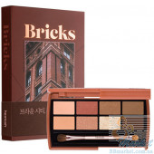 Палетка теней HEIMISH Dualism Eye Palette Brick Brown 7.5g