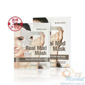 Маска для лица с натуральной глиной Royal Skin Real Mud Mask