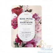 Питательная маска-шапочка для волос KOELF Rose Petal Satin Hair Mask 30g