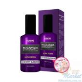 "Масло-Сыворотка для волос ""Цветущая вишня"" KUNDAL Macadamia Ultra Serum Cherry Blossom 100ml"