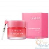 Ночная маска для губ с экстрактом ягод LANEIGE Lip Sleeping Mask Berry 20g