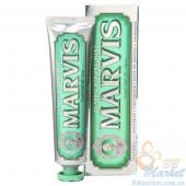 Зубная паста классическая мята Marvis Classic Strong Mint 75 ml