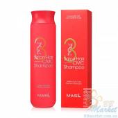 Восстанавливающий шампунь с аминокислотами MASIL 3 Salon Hair CMC Shampoo 300ml