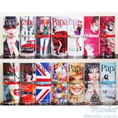 Сумка клатч Paparazzi в виде журнала