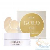 Гидрогелевые патчи для глаз с золотом и EGF - PETITFEE Gold & EGF Eye & Spot Patch 60шт + 30 точечных патчей