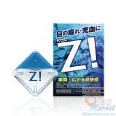 Японские глазные капли Rohto Z! Eye Drops 12ml