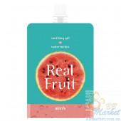 "Увлажняющий гель ""Арбуз"" Skin79 Real Fruit Soothing Gel Watermelon 300g"