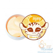 Гидрогелевые патчи для глаз с золотом Secret Skin Gold Mimi Hydrogel Eye Patch 60шт